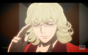 Tiger & Bunny's Barnaby Brooks Jr.