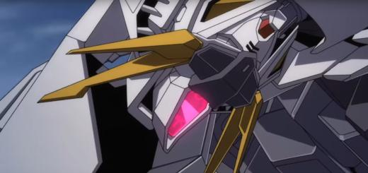Mobile Suit Gundam: Hathaway Teaser #1